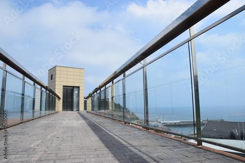 Valokuva Fahrstuhl in Getaria