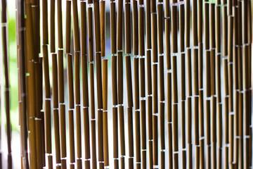 bamboo curtains