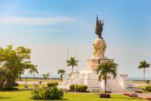 Vasco Nunez De Balboa Monument...