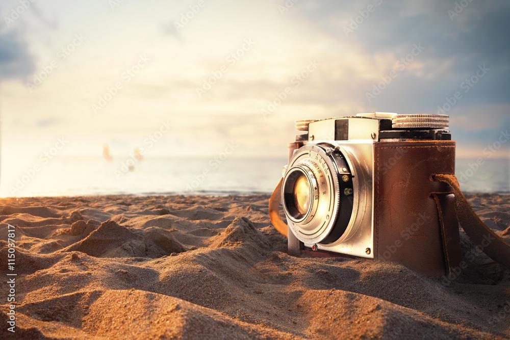 Fototapety, obrazy: Photographs on holiday