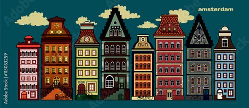 Amsterdam Wallpaper Mural
