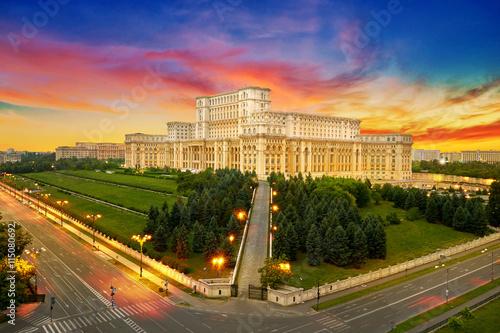 Платно  Bucharest City in Romania