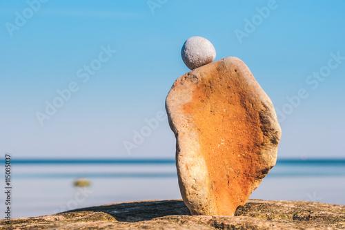 Valokuva  Shape of stone