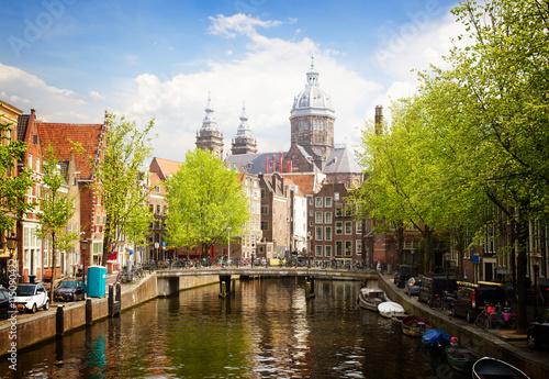 Photo  Church of St Nicholas , Amsterdam