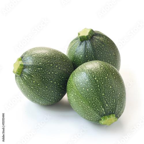 Round Zucchinis