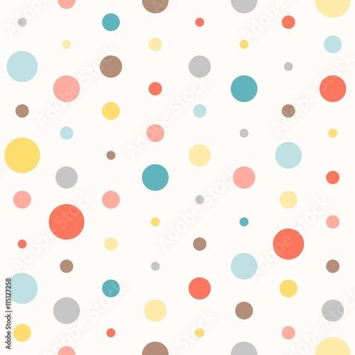 wzor-pattern-z-kolorowymi-kropkami-polka-dot