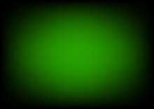 Green Black Gradient Blur Empty Space Background. Vector Illustration