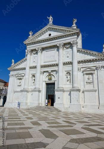 Fototapety, obrazy: San Giorgio cathedral in Venice