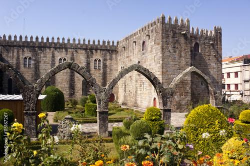 Fotografie, Obraz  Santa Barbara Garden, Braga