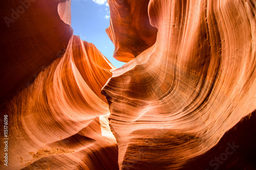 Fotografie, Obraz  Lower Antelope Canyon