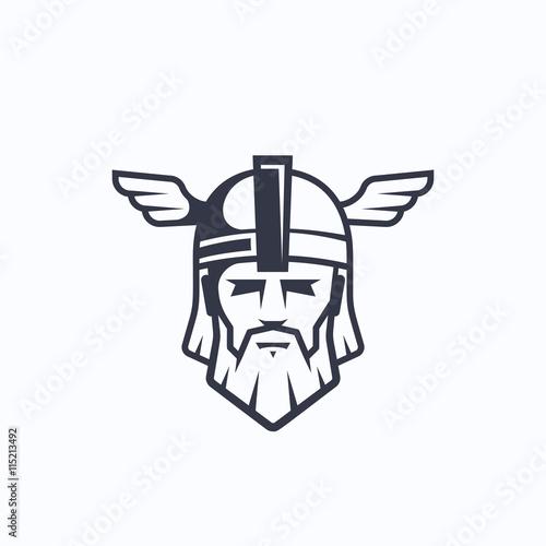 Photo  Odin Vector Sport Team or League Logo Template