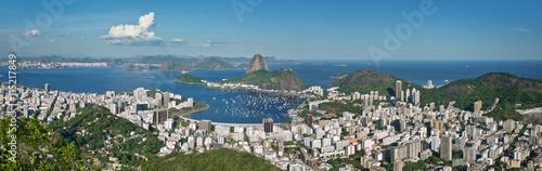 Fotobehang Rio de Janeiro Riopanorama