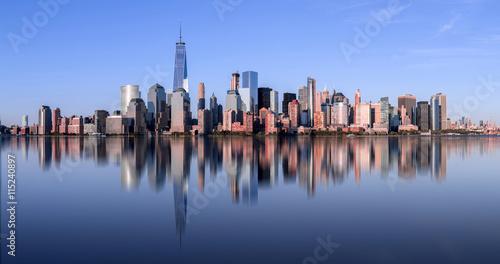 Nueva York y sus reflejos