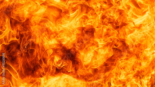 Canvas Prints Fire / Flame blaze fire flame texture background