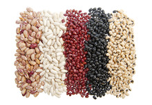 5 Varieties Of Beans