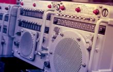 Retro Naval Radio Communication Equipment