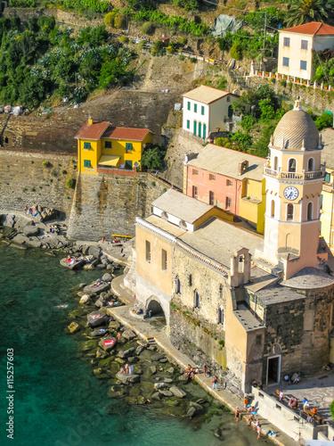 Valokuva  Vernazza in National Park of Cinque Terre