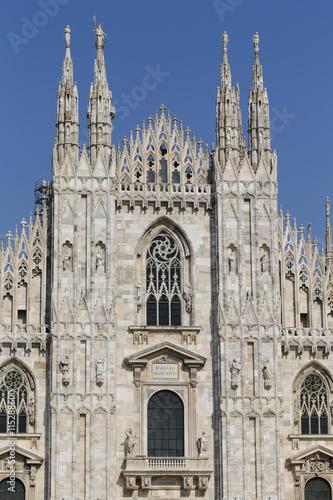 Staande foto Milan Duomo in Milan