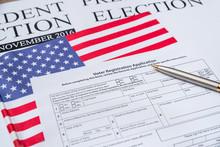 Registration Form For Presiden...