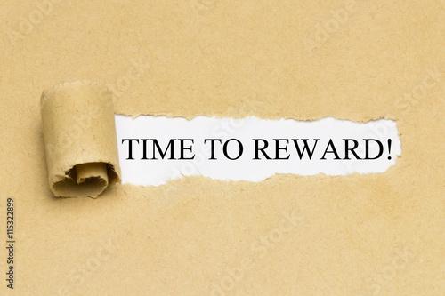 Fotografie, Obraz  Time to reward!