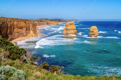Printed kitchen splashbacks Australia 12 Apostels, Great Ocean Road, Australia