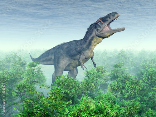 Dinosaur Tyrannotitan - 115365671