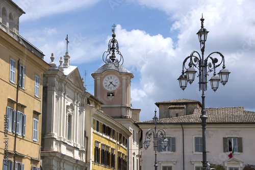 Fotografie, Obraz  Anagni, la città dei Papi