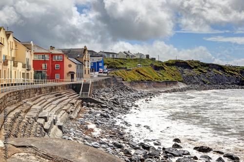 Fotografie, Obraz  Lahinch, Ireland