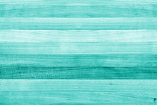 Teal And Turquoise Green Wood Texture Background