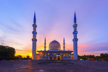 The Vibrant Color Of Shah Alam...