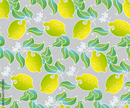 owoc-cytryny-wzor-na-szarym-tle-wektor-decorati