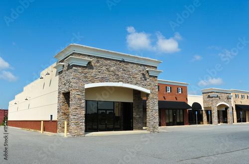 Fotografie, Obraz  New Commercial Building