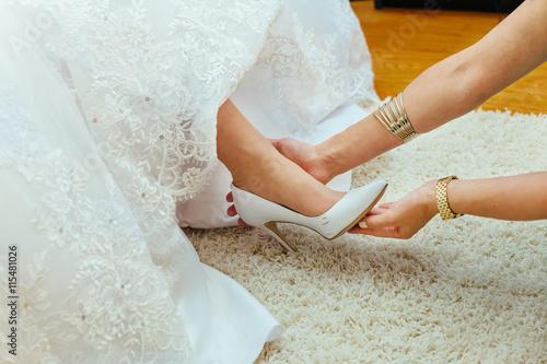 Fotografie, Obraz  Wedding preparation