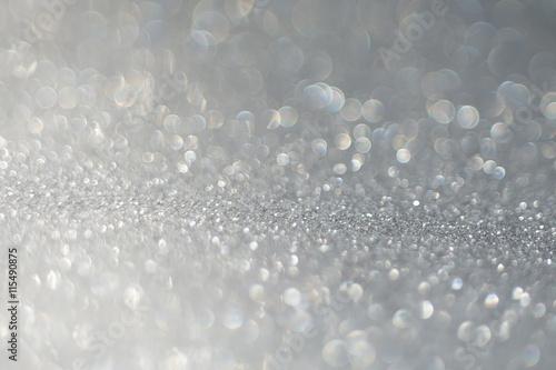 Grey Glitter Texture Macro Wallpaper Mural