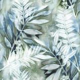 Watercolor Leaves Seamless Pattern - 115497248