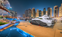 Dubai Marina Walk In A Magical...