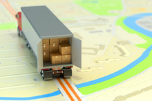 Freight Transportation, Packag...