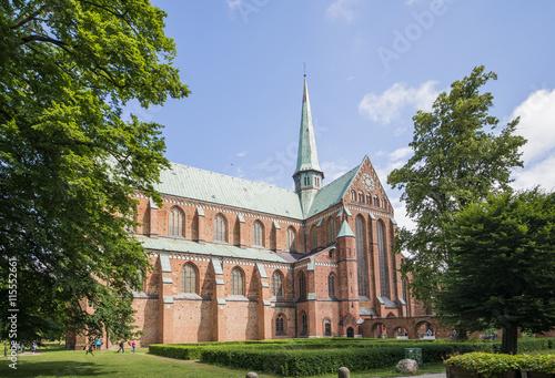 Recess Fitting Temple Kloster Bad Doberan
