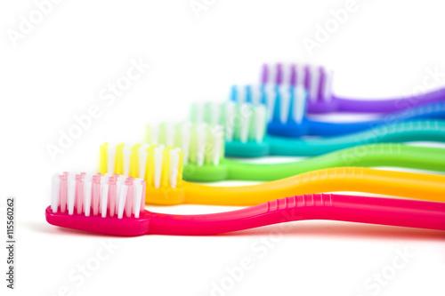Fotografie, Obraz  Toothbrush