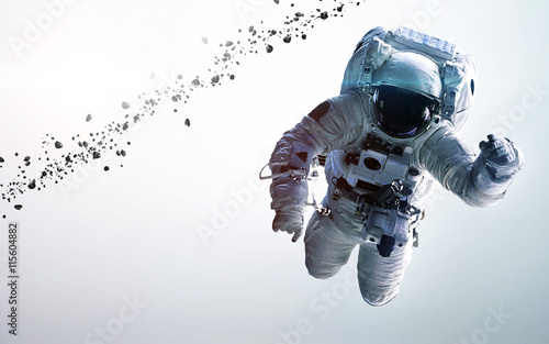 Fotografija Astronaut in outer space