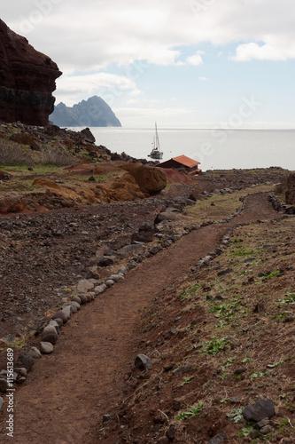 Fotografie, Obraz  The Desertas Islands (Ilhas Desertas), Madeira Island group, Portugal