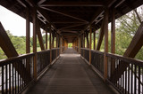 "Kryty most nad rzeką ""Mulde"" - 115631069"