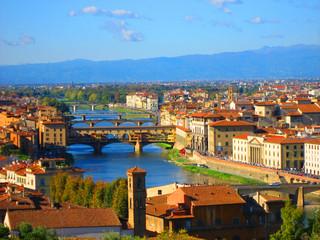 Fototapeta na wymiar Florence, Italy 2009