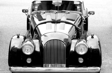 Old Style Car