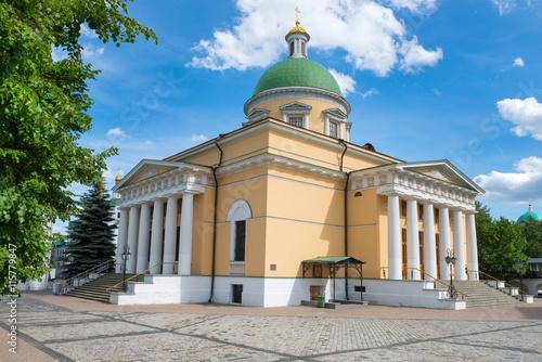 Foto op Plexiglas Cyprus Moscow. Trinity Cathedral of St. Daniel Monastery