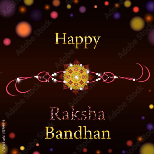 Photo  Happy Raksha Bandhan celebration.