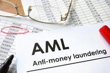 Paper With Words Anti-money La...