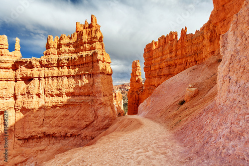plakat Sunset Bryce Canyon National Park, Utah, United States