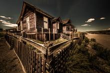 Bodie Mono County California Old Mining Town