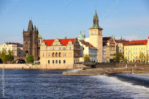 Staande foto Praag Prague, Czech Republic.